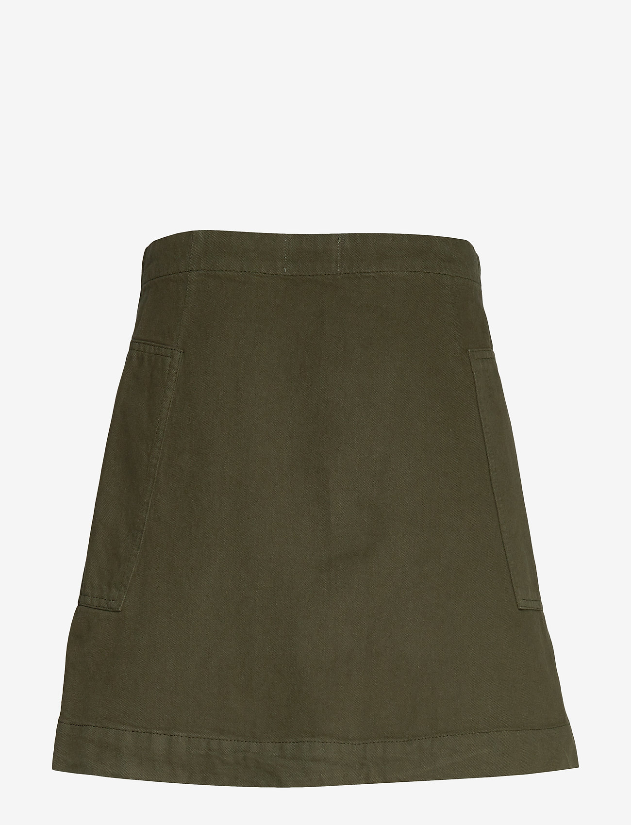Wood Wood - Annika skirt - korta kjolar - dark green - 1