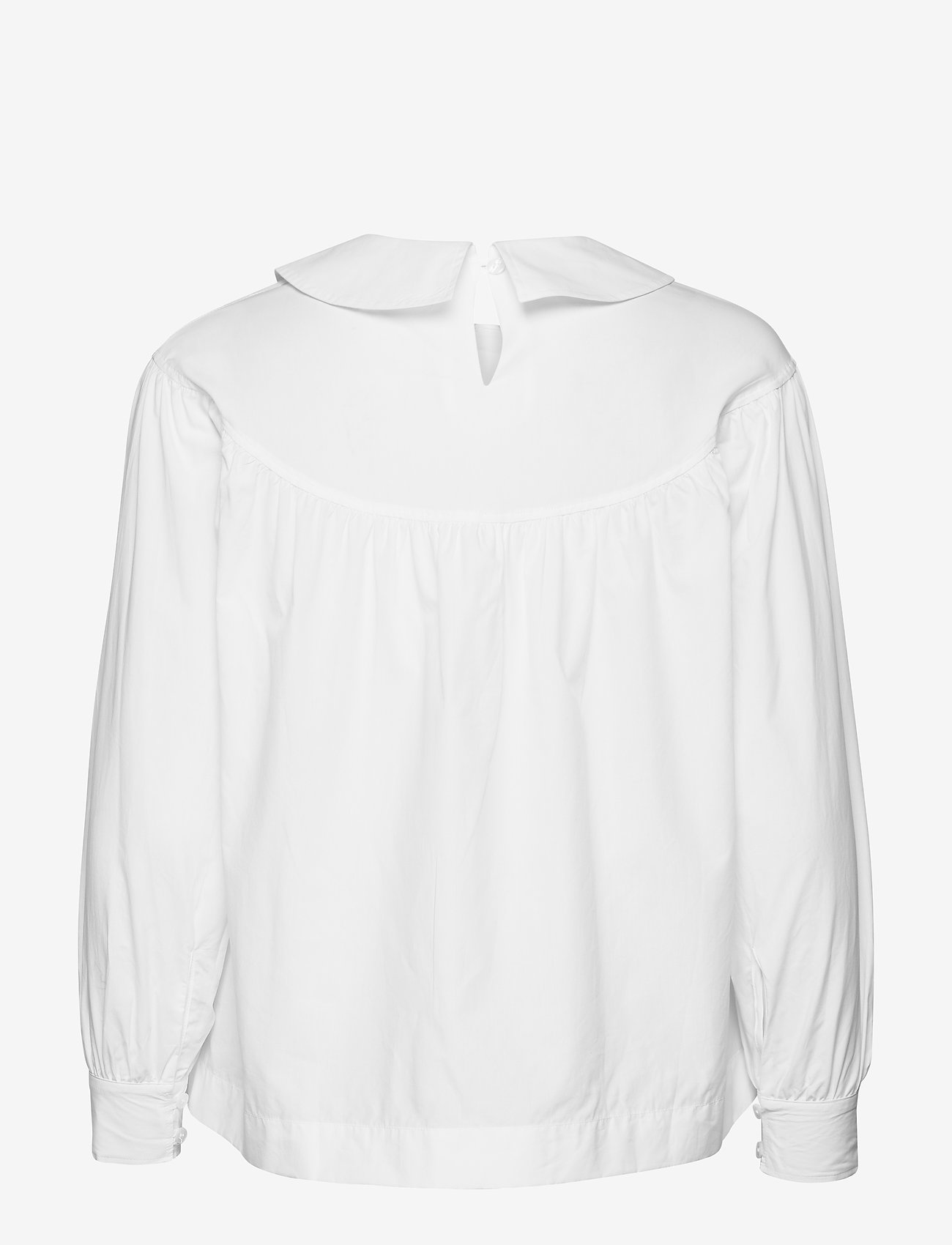 Maia Top (Bright White) - Wood Wood 4Oq7jA