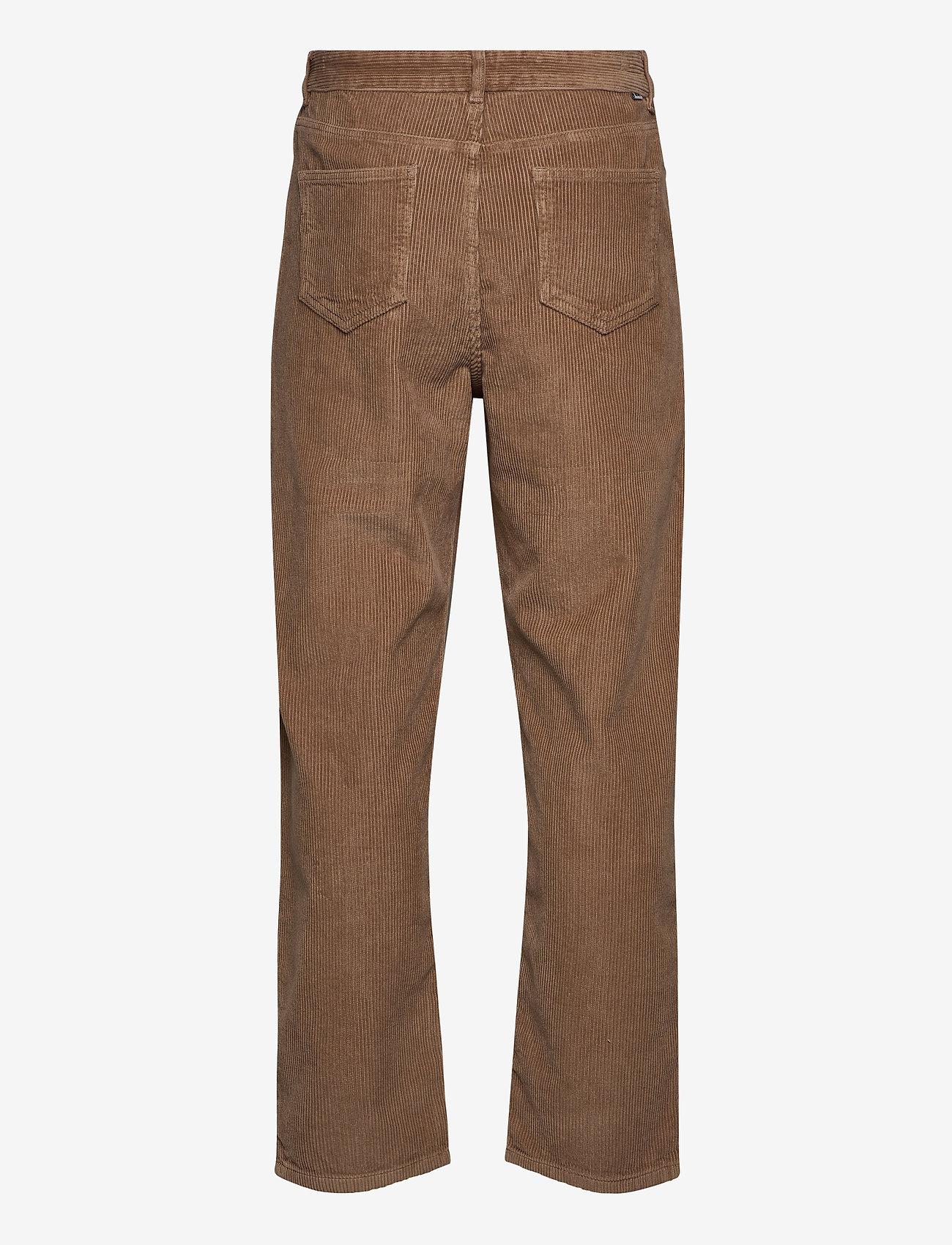 Wood Wood Harold trousers - Bukser KHAKI - Menn Klær