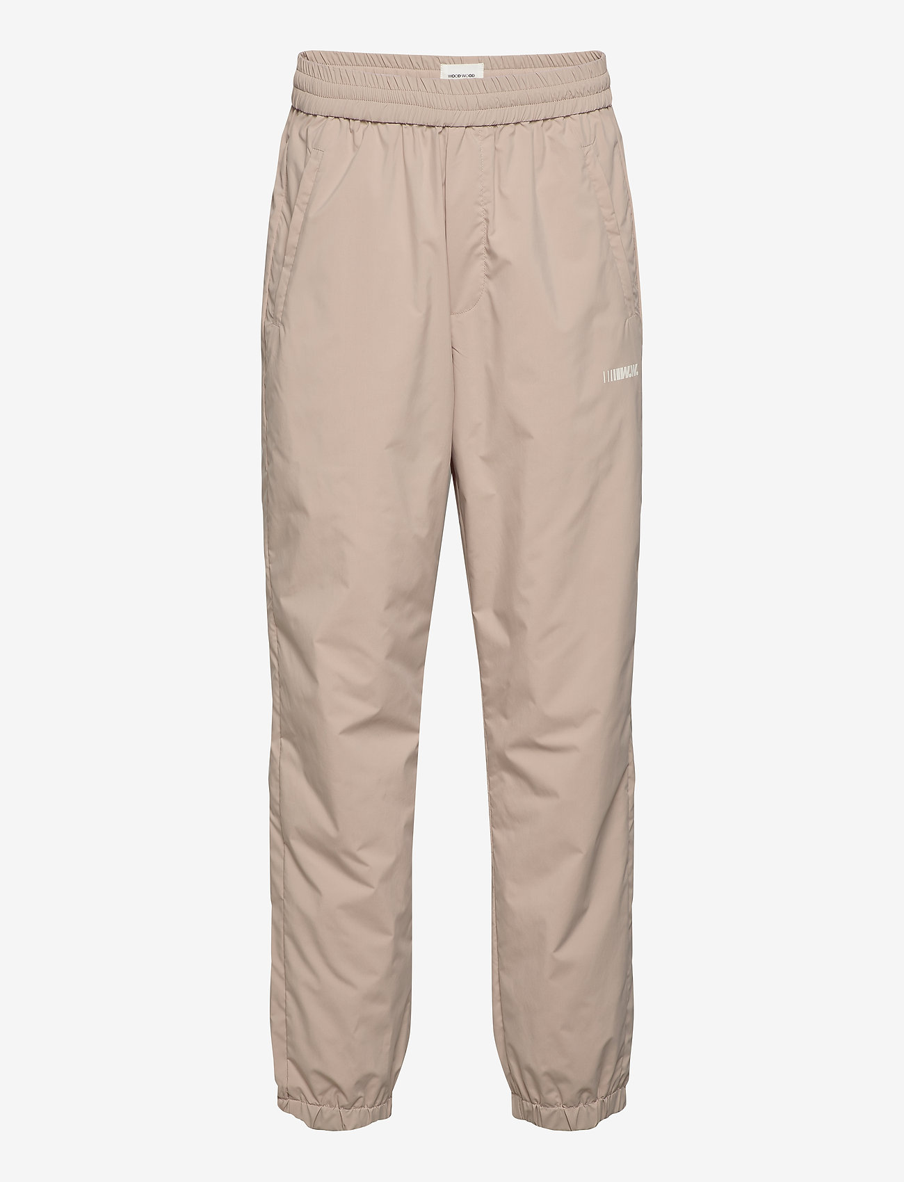 Wood Wood - Hampus trousers - spodnie na co dzień - khaki - 0