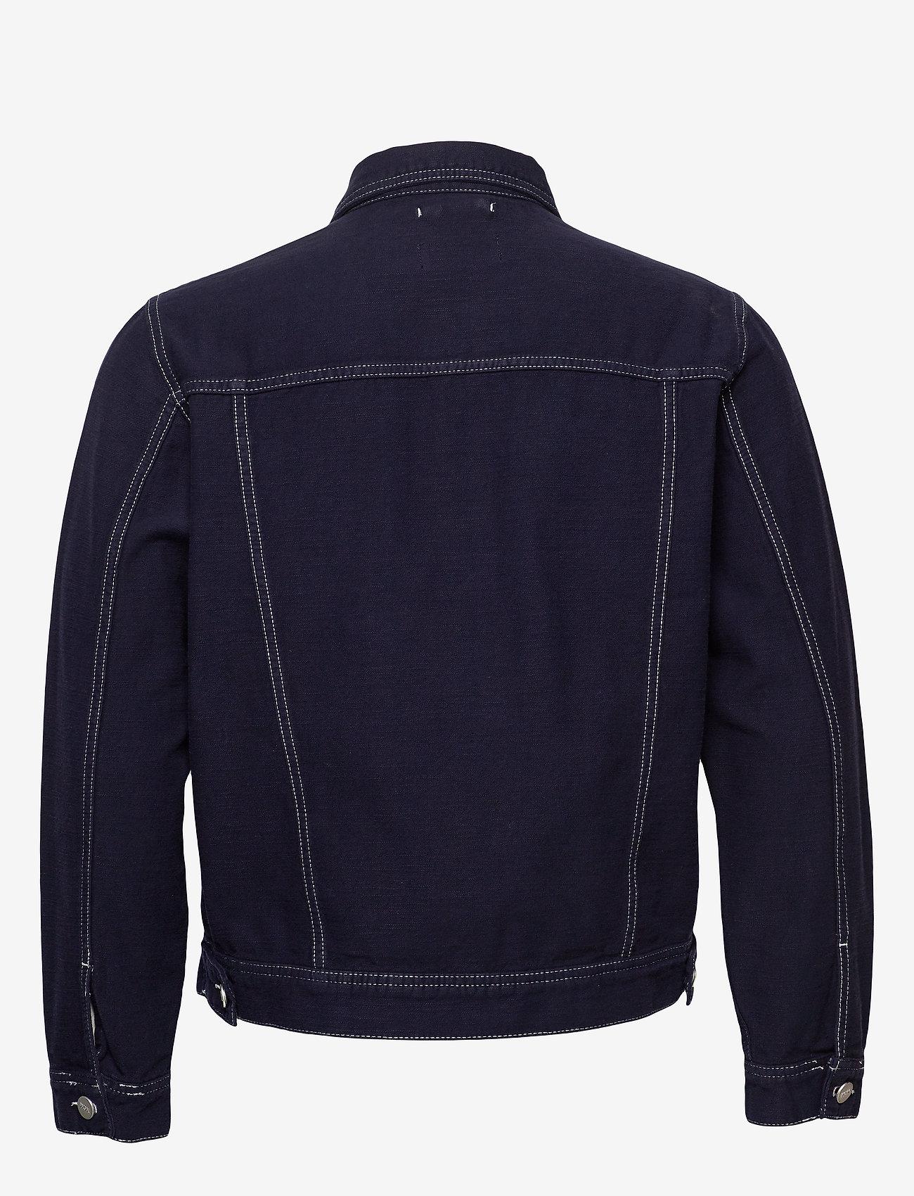 Wood Wood Cam jacket - Jakker og frakker NAVY - Menn Klær