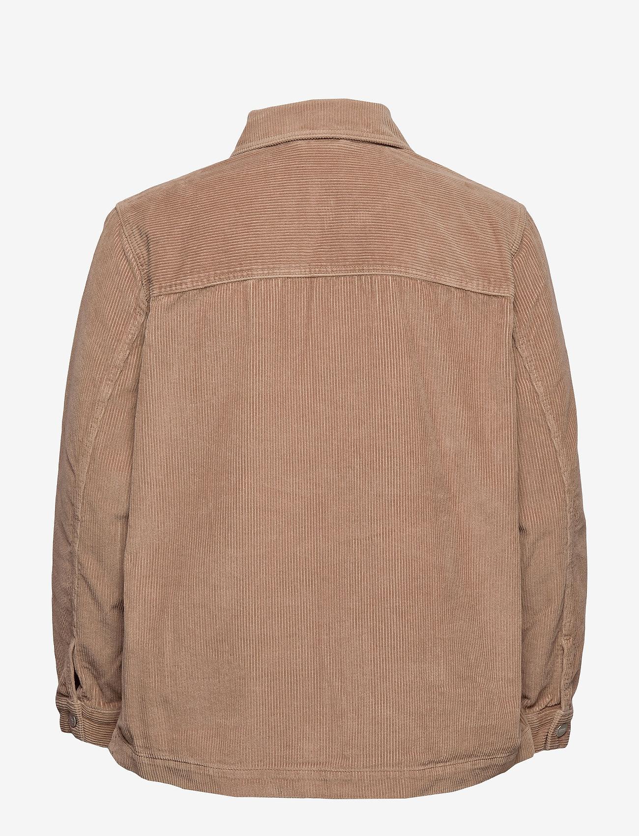 Wood Wood - Gale jacket - kurtki-wiosenne - khaki - 1