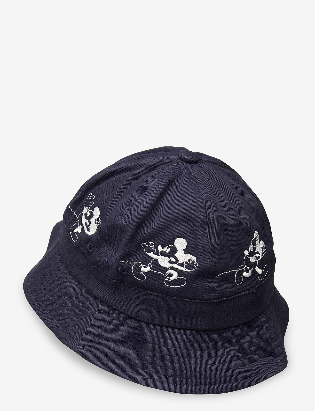 Wood Wood - Ivan bucket hat - bucket hats - navy - 1