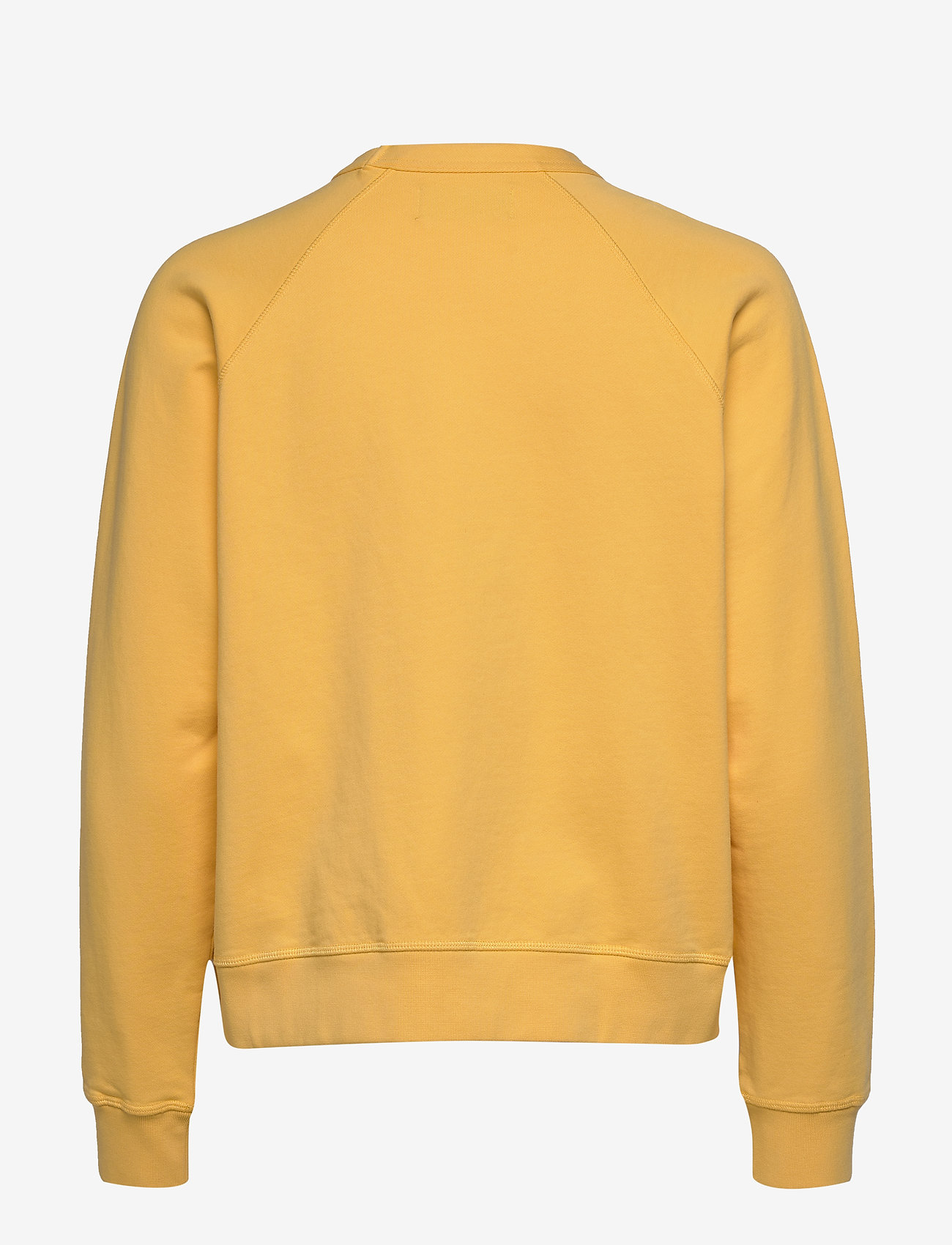 Wood Wood - Jerri sweatshirt - sweatshirts - yellow - 1