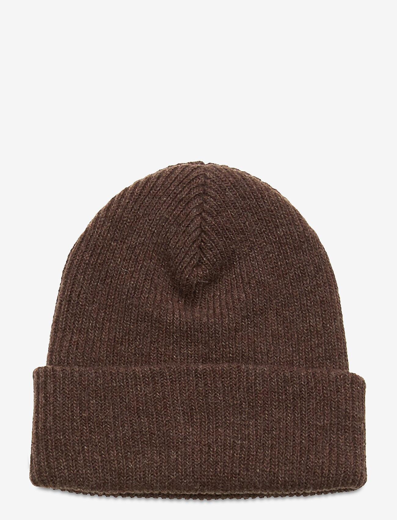 Wood Wood - Mande beanie - huer - dark brown - 1
