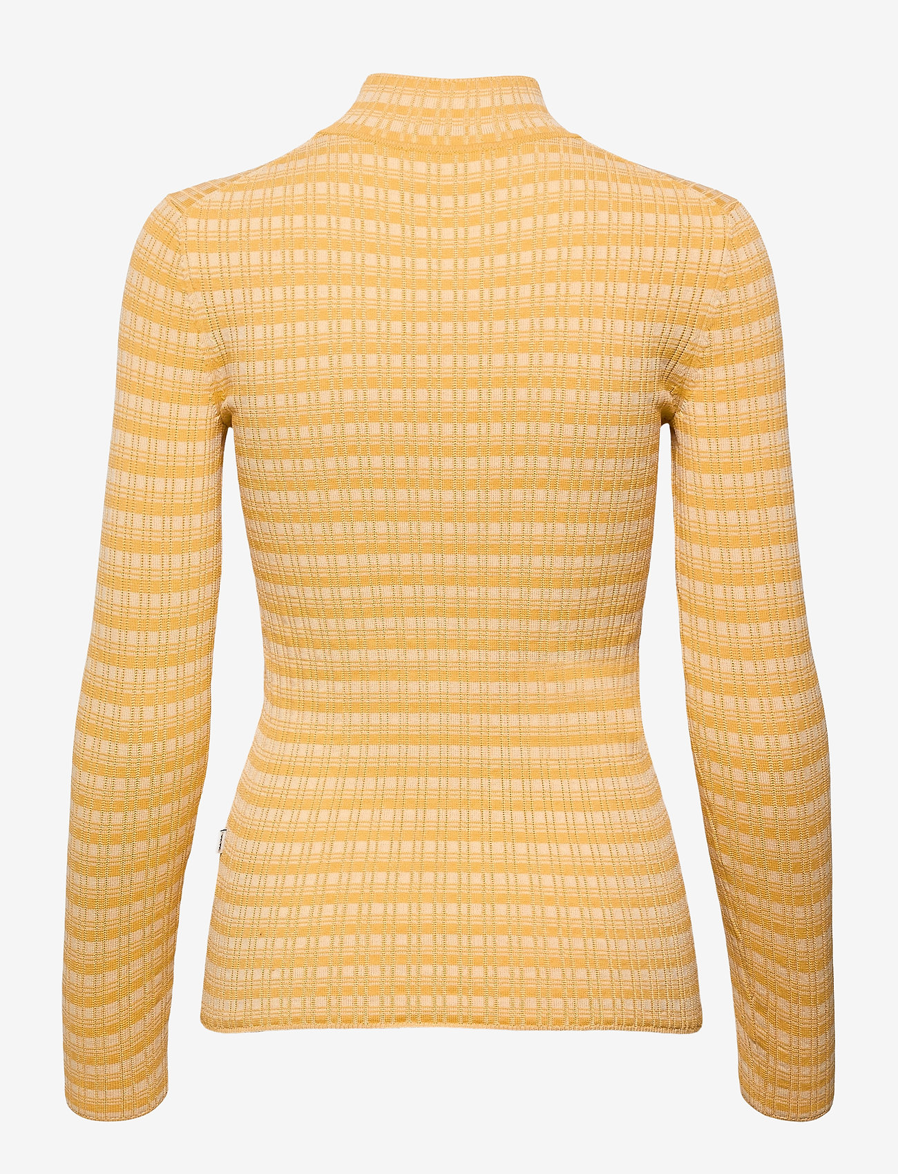 Wood Wood - Josie turtleneck - turtlenecks - yellow - 1