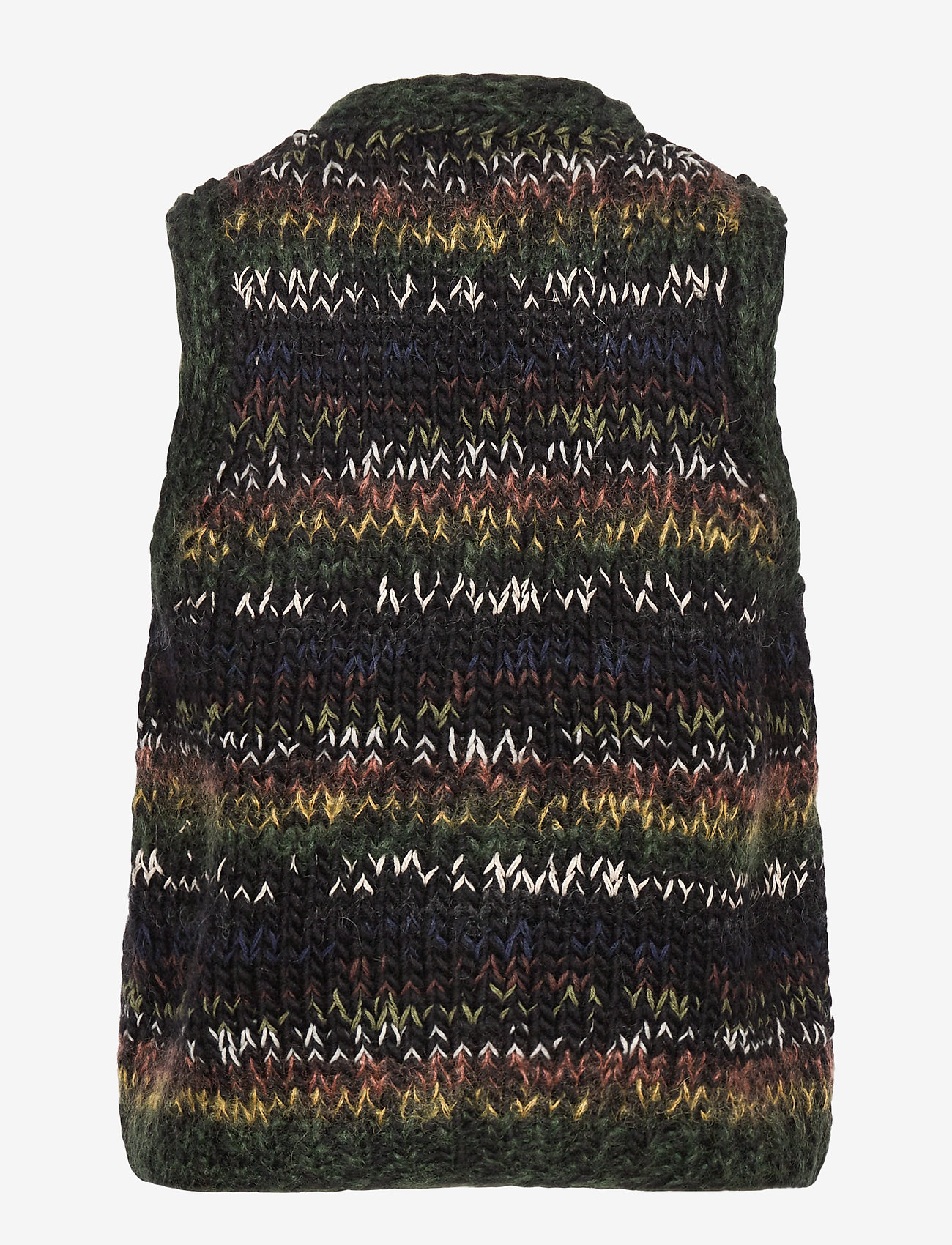 Wood Wood - Nina vest - knitted vests - multicolor - 1