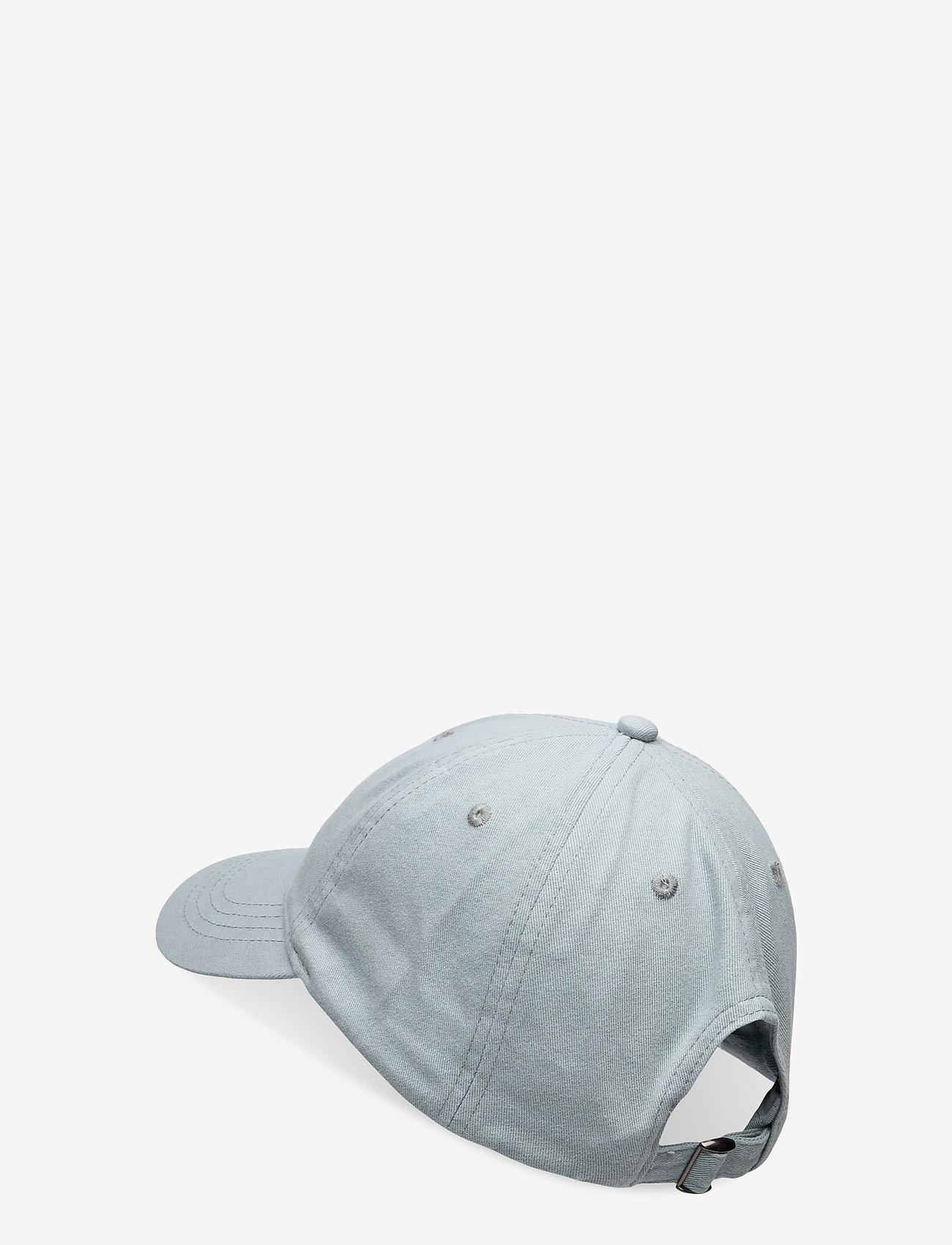 Wood Wood - Low profile twill cap - mössor & kepsar - light blue - 1