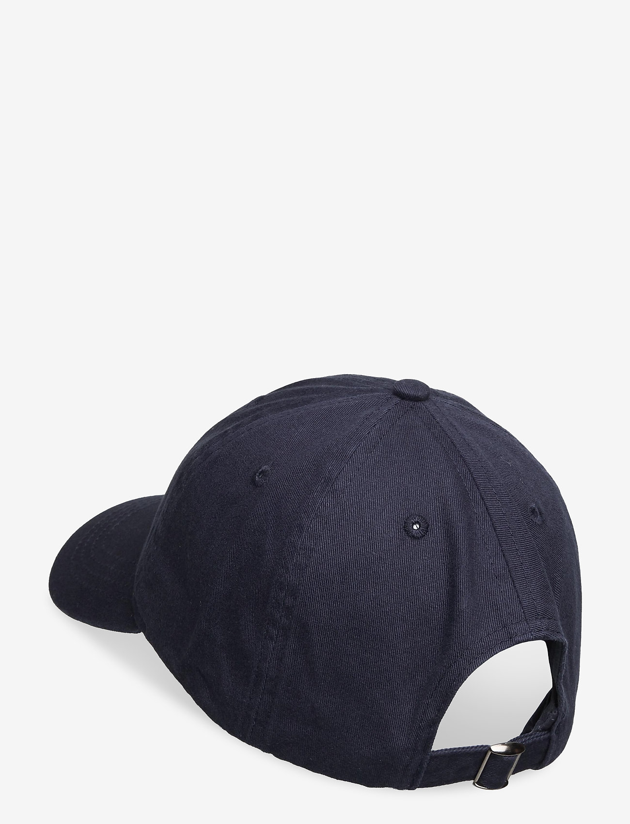 Wood Wood - Low profile twill cap - huer & kasketter - navy - 1