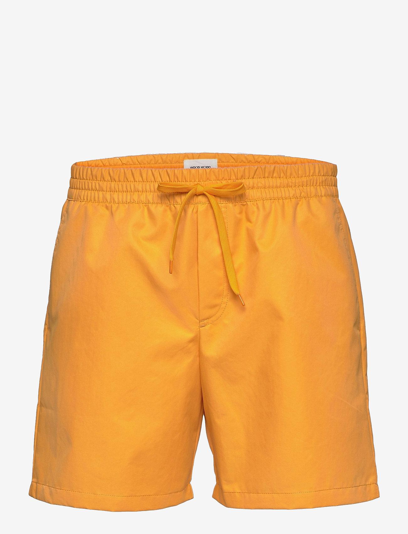 Wood Wood - Roy swim shorts - shorts - light orange - 0