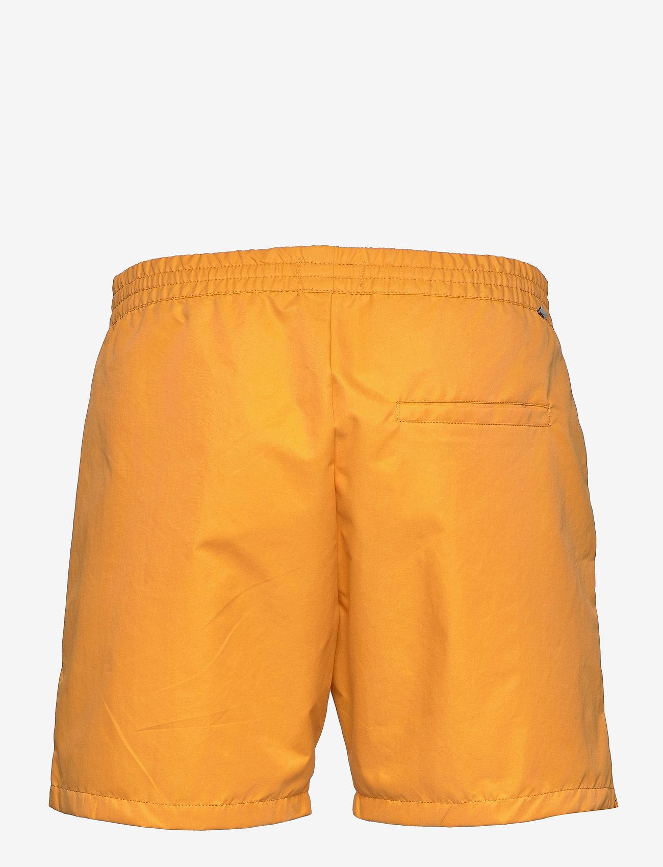 Wood Wood - Roy swim shorts - shorts - light orange - 1