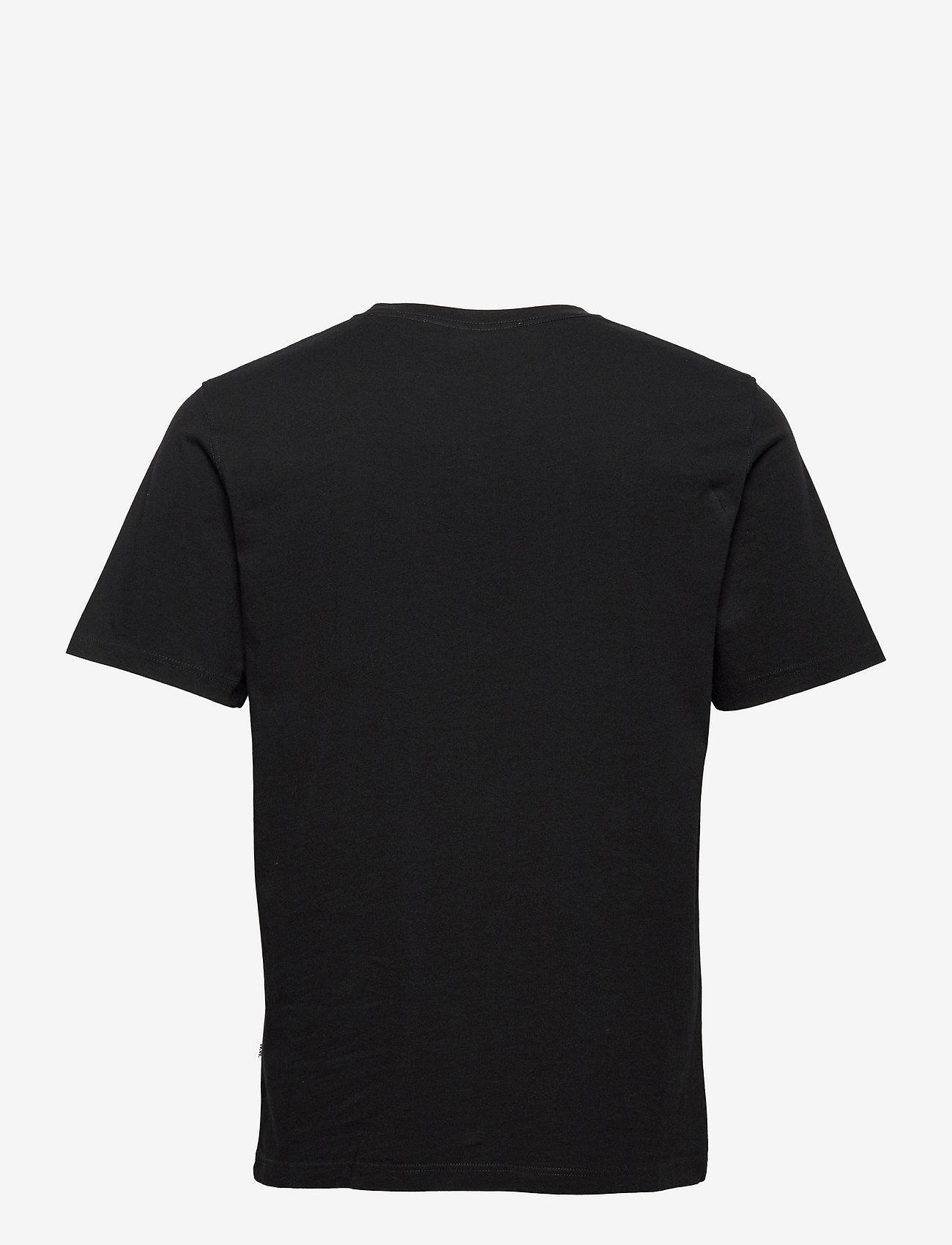 Wood Wood - Sami lightening T-shirt - korte mouwen - black - 1