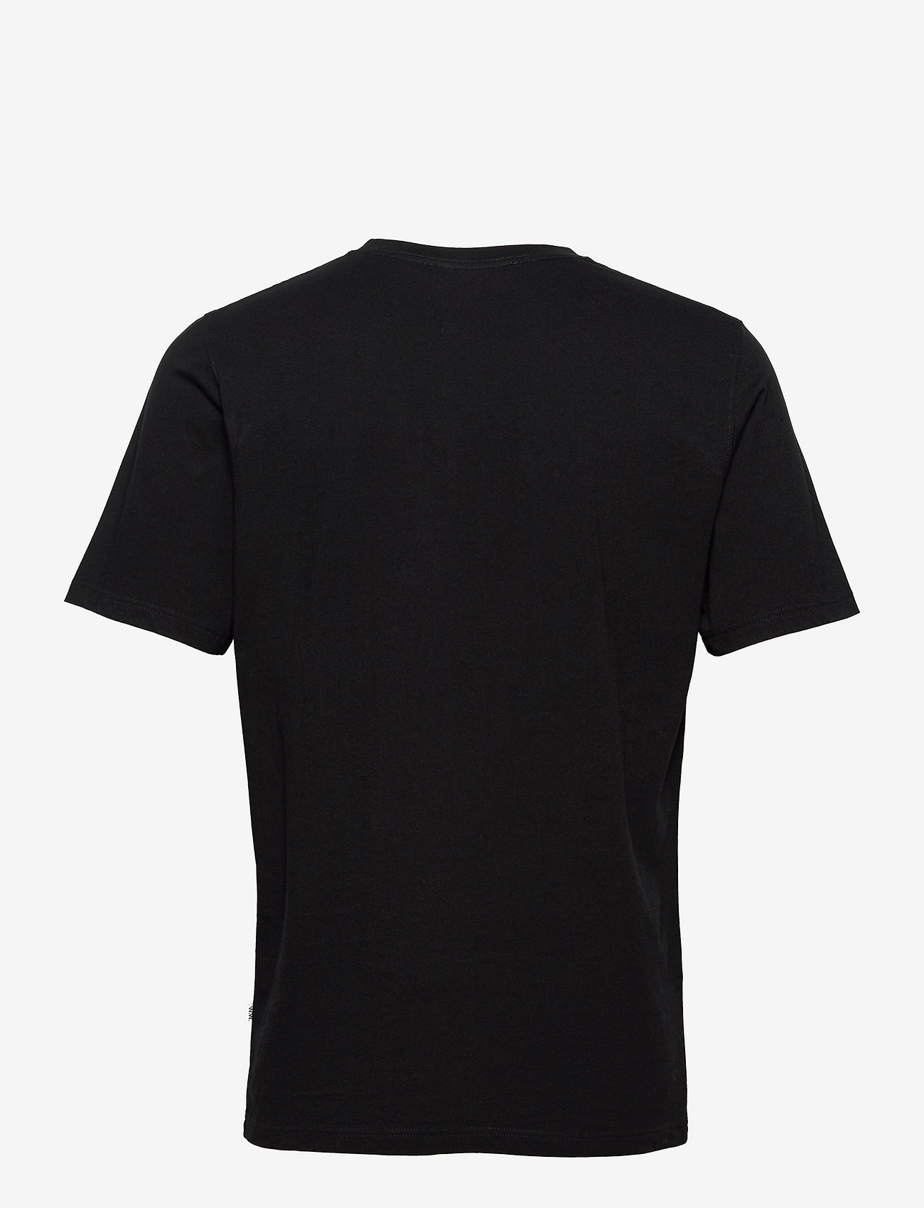 Wood Wood - Sami info T-shirt - basic t-shirts - black - 1