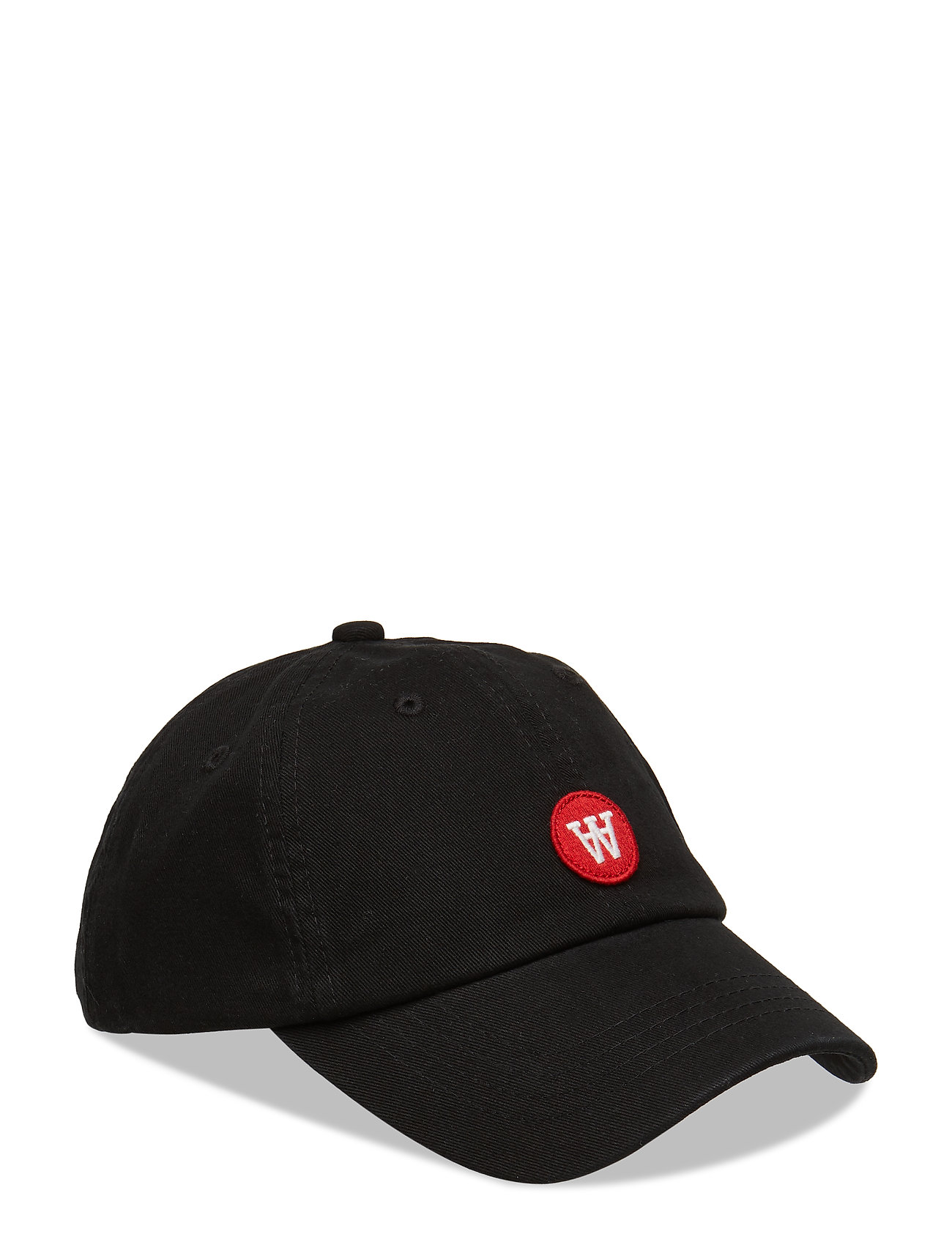 Wood Wood Sim kids cap - BLACK
