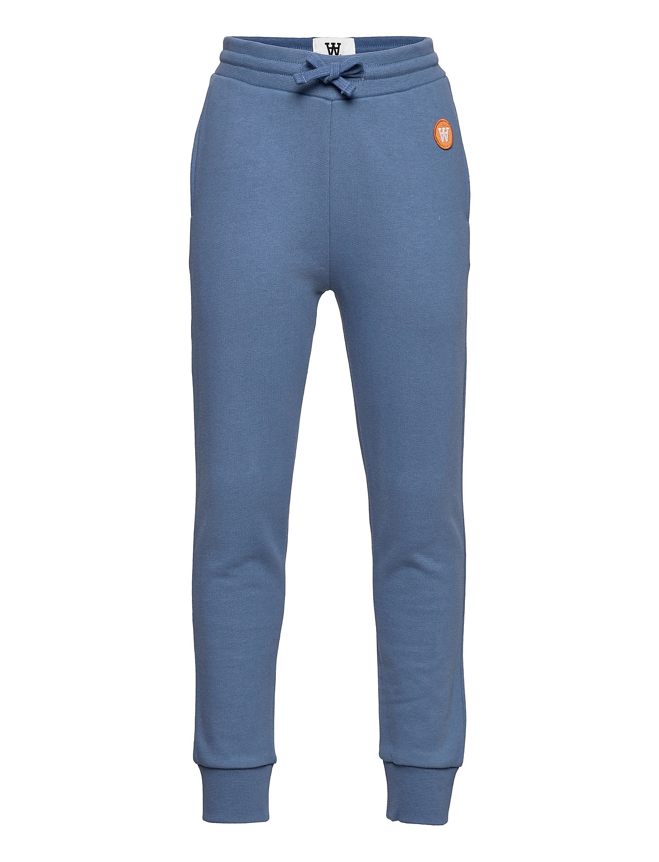 Ran Kids Trousers Sweatpants Hyggebukser Blå Wood Wood