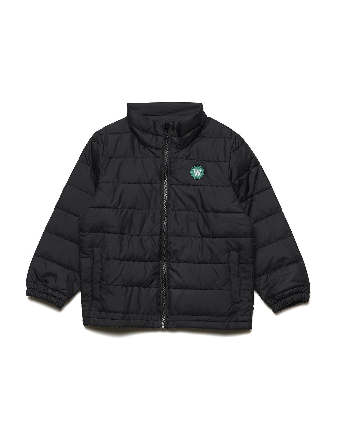 Wood Wood Moe jacket - BLACK