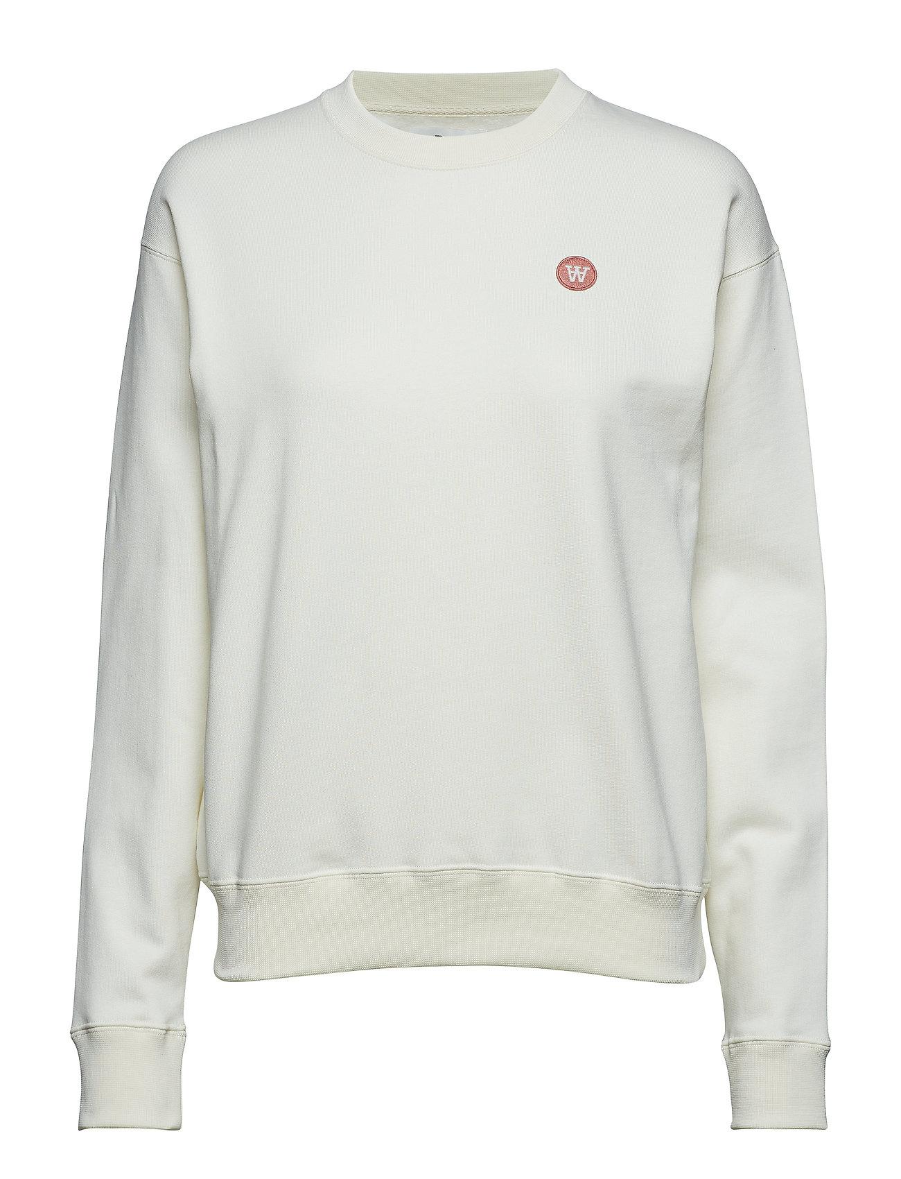 Sweatshirts Sweatshirt Jess off Kr Wood White 1200 BYY0qd