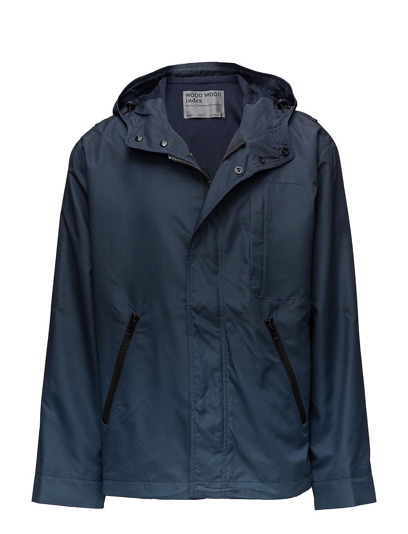 Wood Wood Cabazon jacket - NAVY