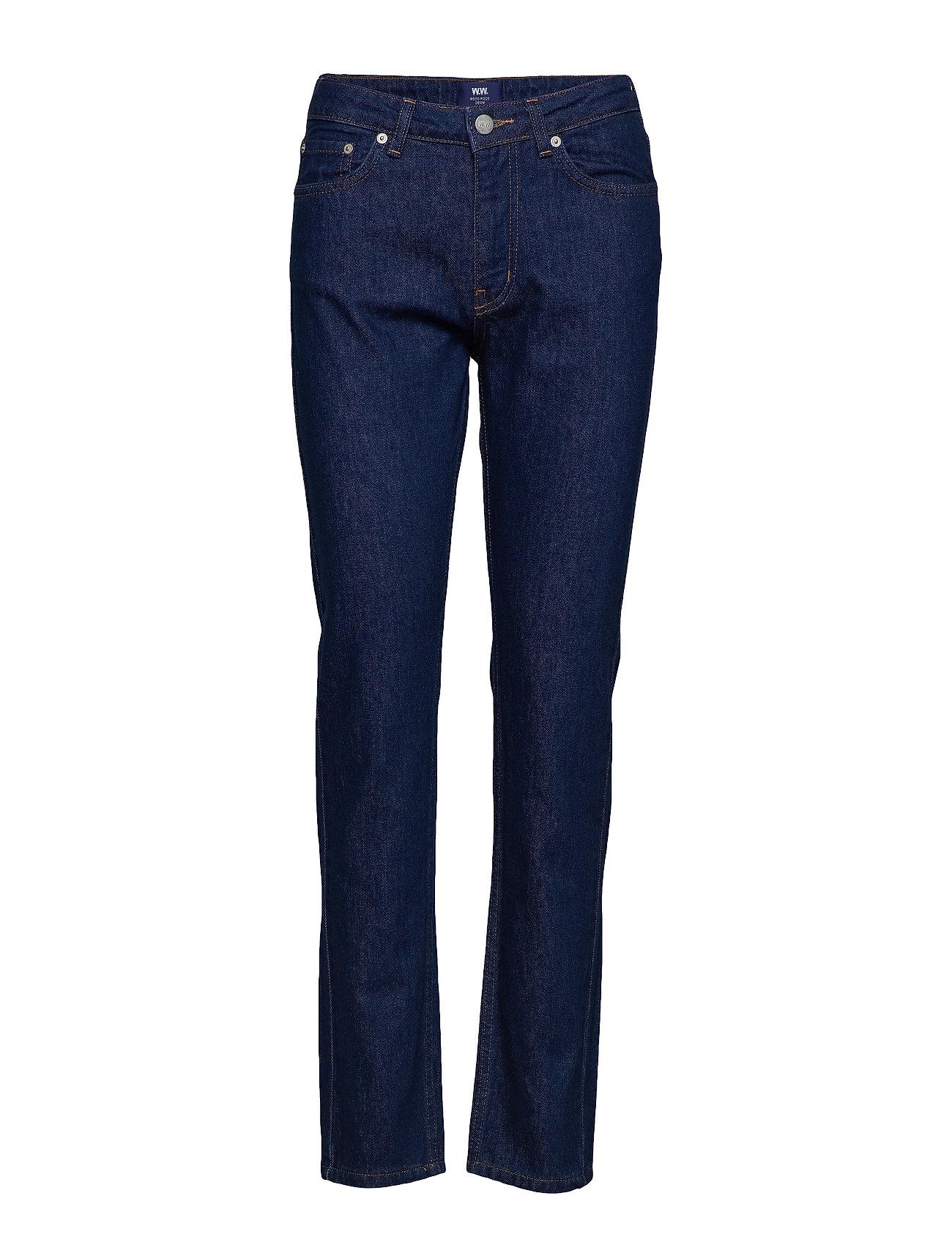 Wood Wood Lea jeans - HEAVY RINSE