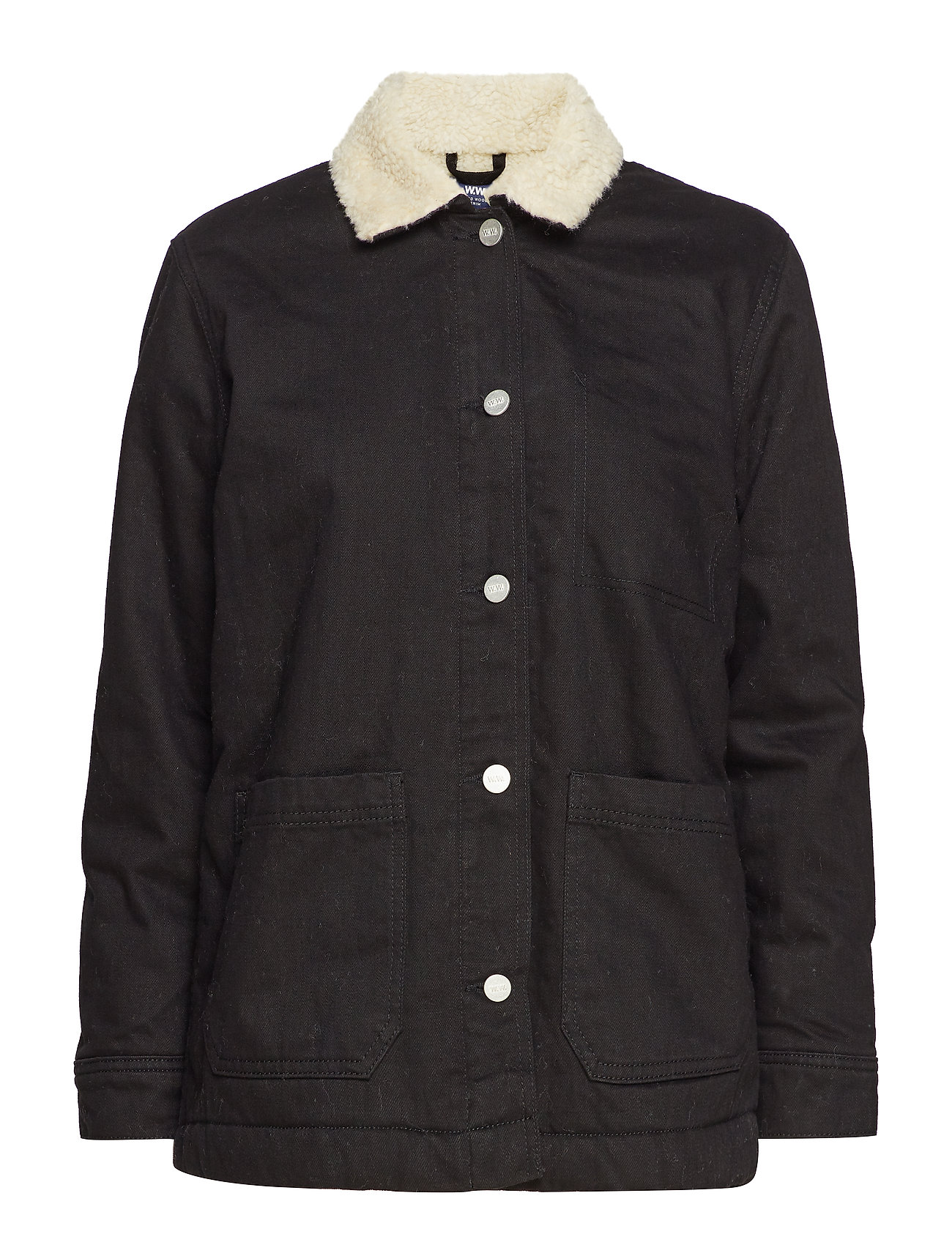 Wood Wood Judy jacket - BLACK