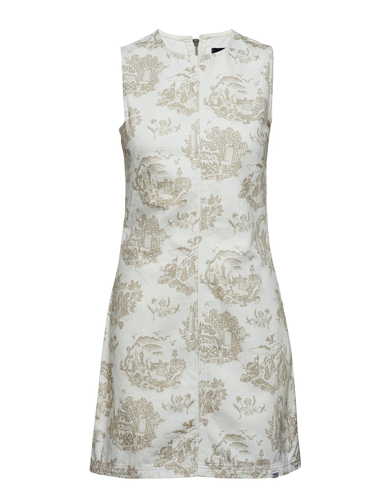 Wood Wood Amy dress - OFF-WHITE
