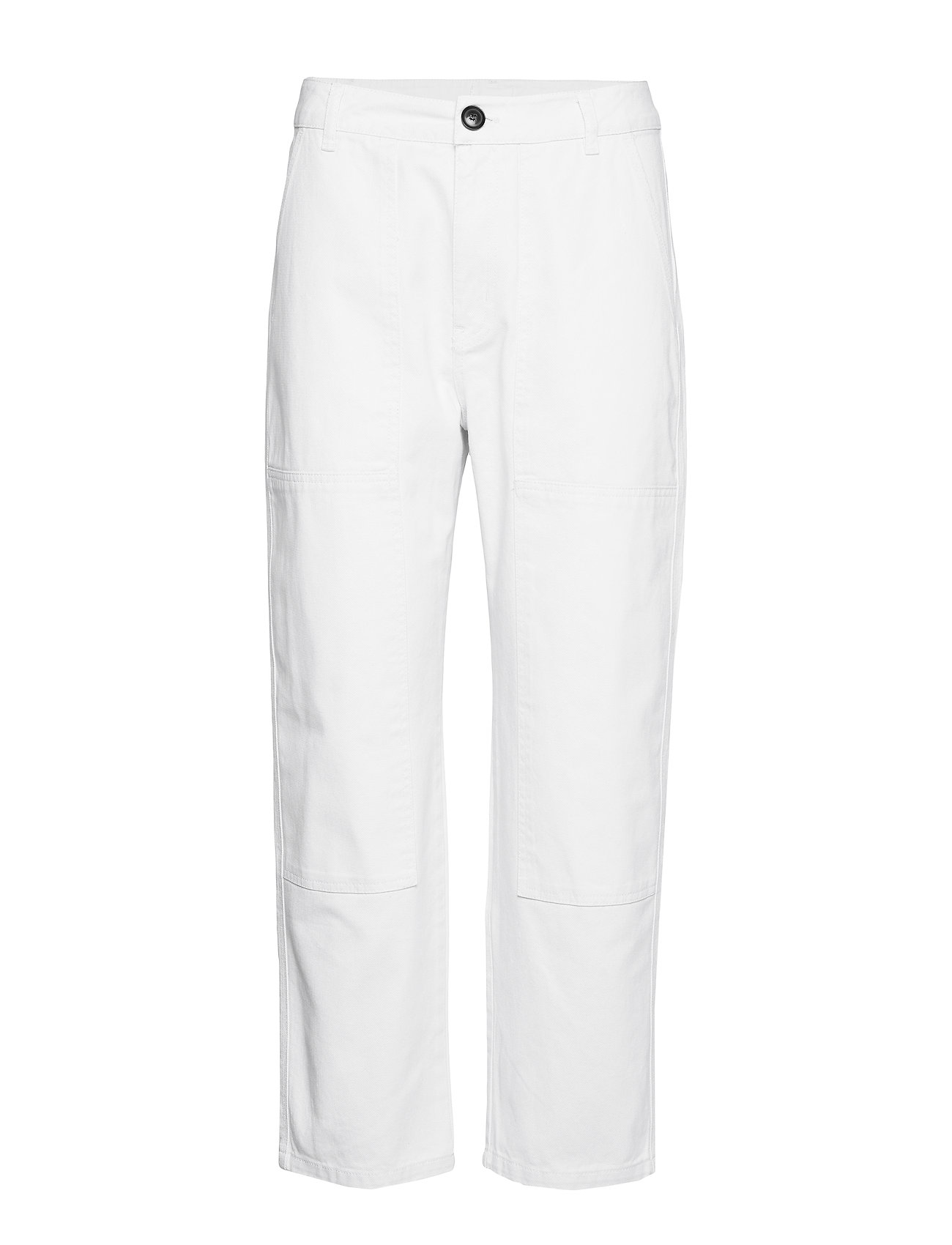 Wood Wood Esther trousers - OFF-WHITE