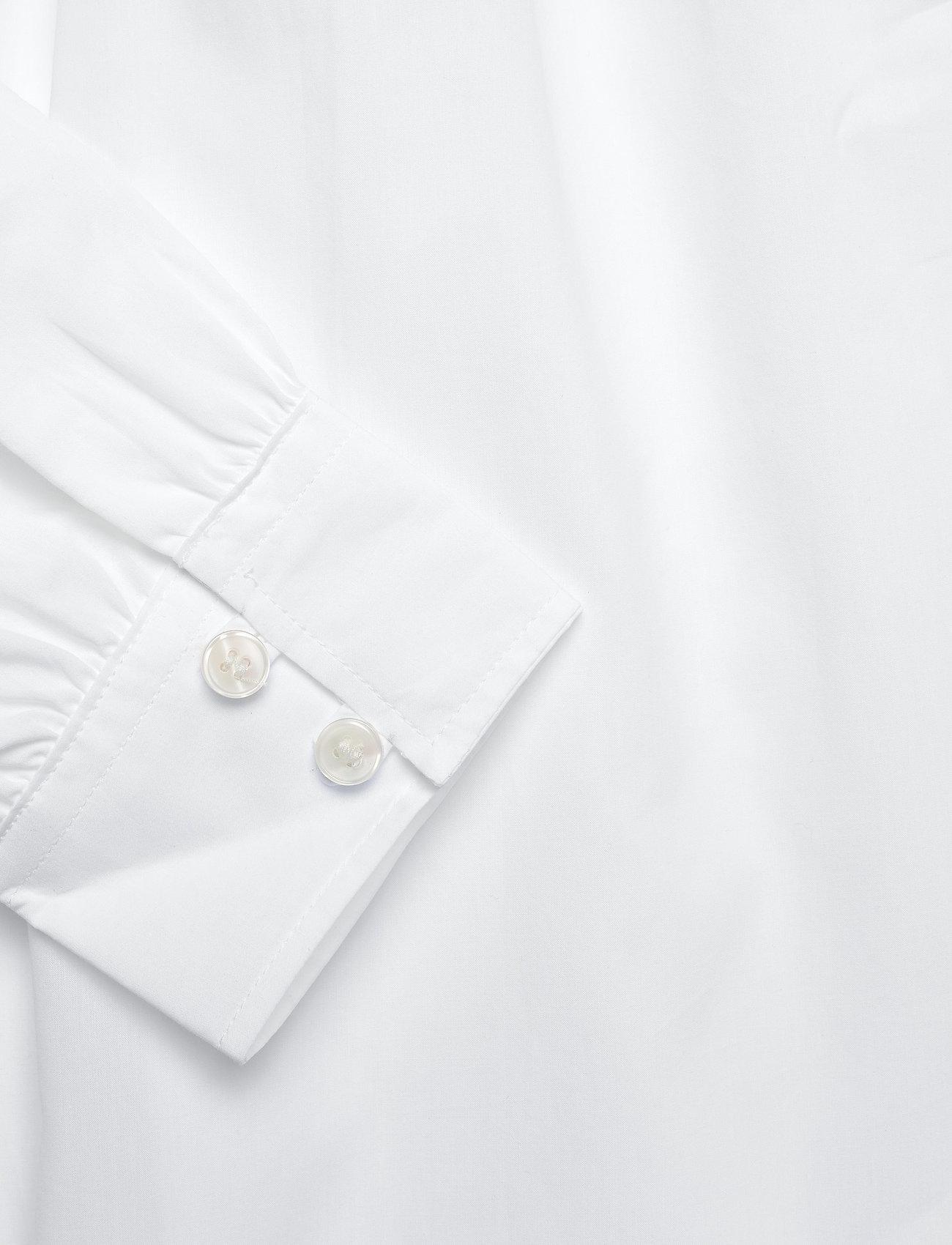 Dina Dress (Bright White) (99 €) - Wood Wood 75Kek