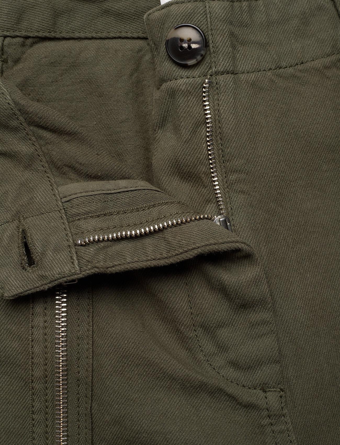 Billie Trousers (Dark Green) (75 €) - Wood Wood W6z7Z