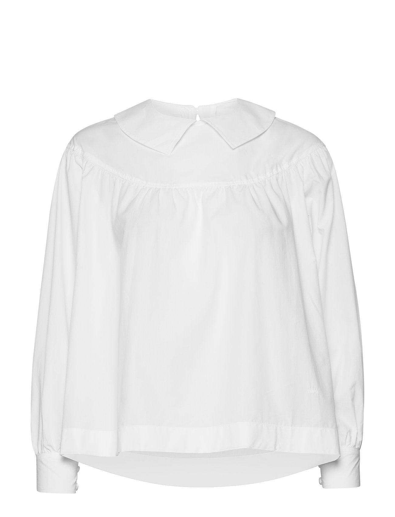 Wood Wood Maia top - BRIGHT WHITE