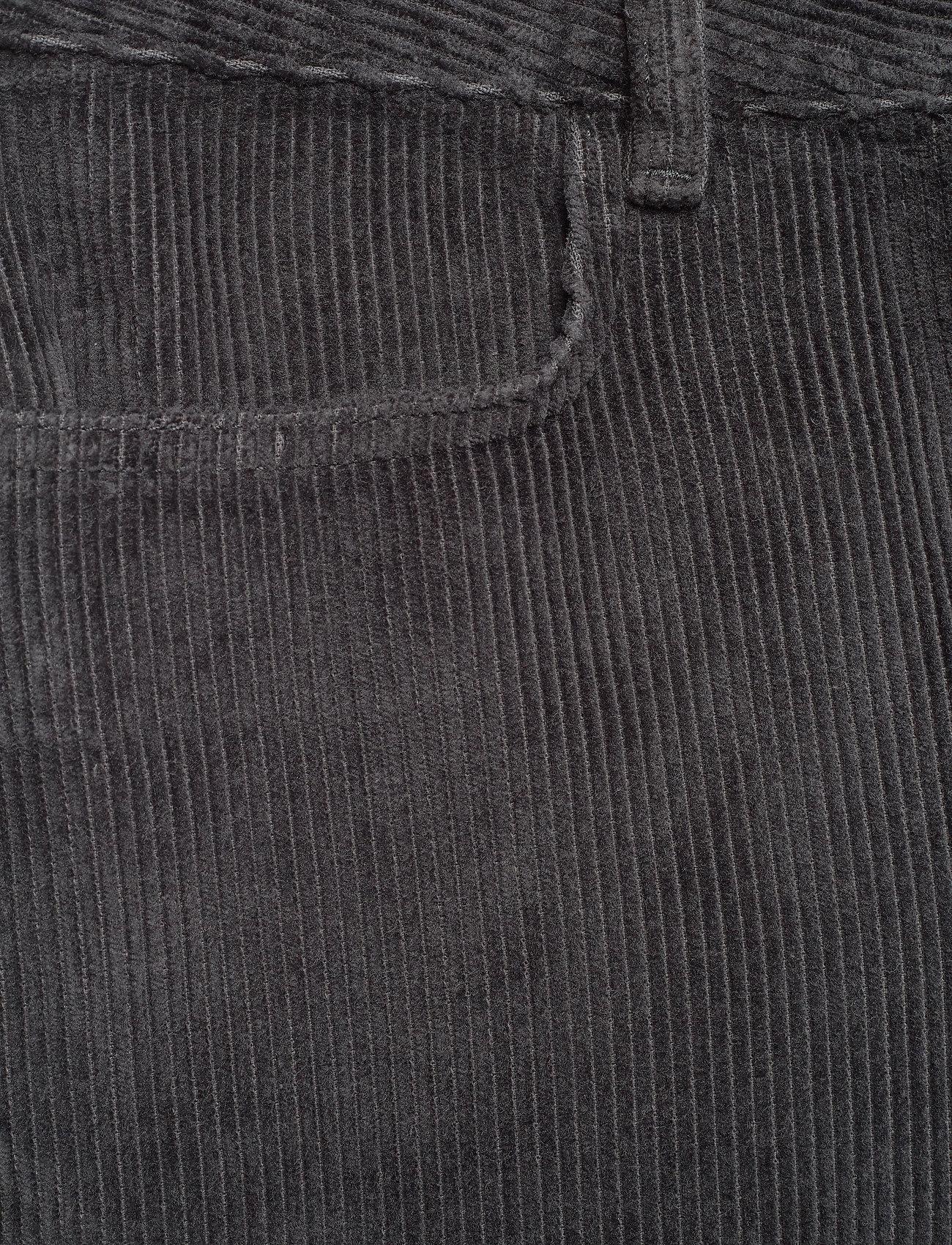 Wood Wood Harold trousers - Bukser DARK GREEN - Menn Klær