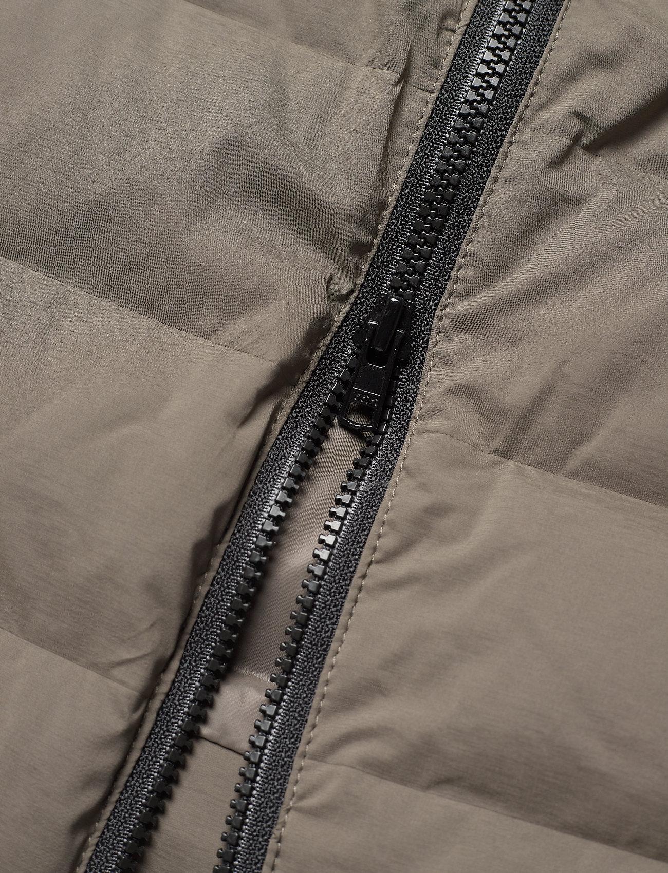 Wood Wood Kelvin light padded vest - Jakker og frakker 8010 MOSS - Menn Klær
