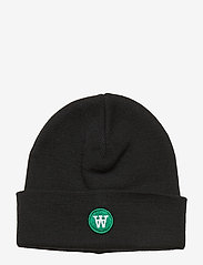 Wood Wood - Kai kids beanie - hatut - black - 0