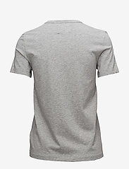 Wood Wood - Uma T-shirt - t-shirts - grey melange - 1