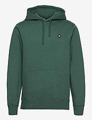 Wood Wood - Ian hoodie - sweats à capuche - faded green - 0
