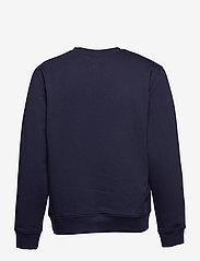 Wood Wood - Tye sweatshirt - truien - navy - 1