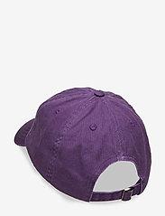 Wood Wood - Eli cap - casquettes - aubergine - 1