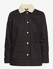 Wood Wood - Judy jacket - denimjakker - black - 0