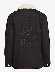 Wood Wood - Judy jacket - denimjakker - black - 1