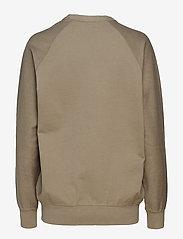 Wood Wood - Hester sweatshirt - sweatshirts - stone - 1