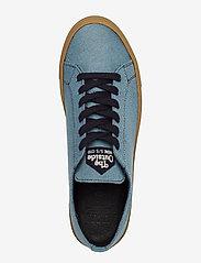 Wood Wood - Alex shoe - låga sneakers - blue - 3
