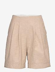 Wood Wood - Birgit shorts - bermudas - khaki - 0