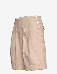 Wood Wood - Birgit shorts - bermudas - khaki - 2
