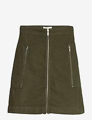 Wood Wood - Annika skirt - korta kjolar - dark green - 0