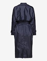 Wood Wood - Karin trench coat - trenchcoats - navy - 2