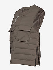 Wood Wood - Kelvin light padded vest - vester - moss - 3