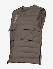 Wood Wood - Kelvin light padded vest - vester - moss - 5