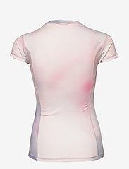 Wood Wood - Emma T-shirt - t-shirts - lilac aop - 1