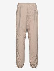 Wood Wood - Hampus trousers - spodnie na co dzień - khaki - 1