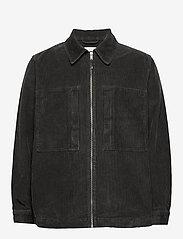 Wood Wood - Gale jacket - kurtki-wiosenne - dark green - 0