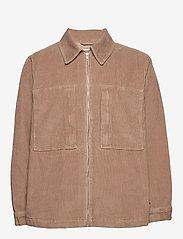 Wood Wood - Gale jacket - kurtki-wiosenne - khaki - 0